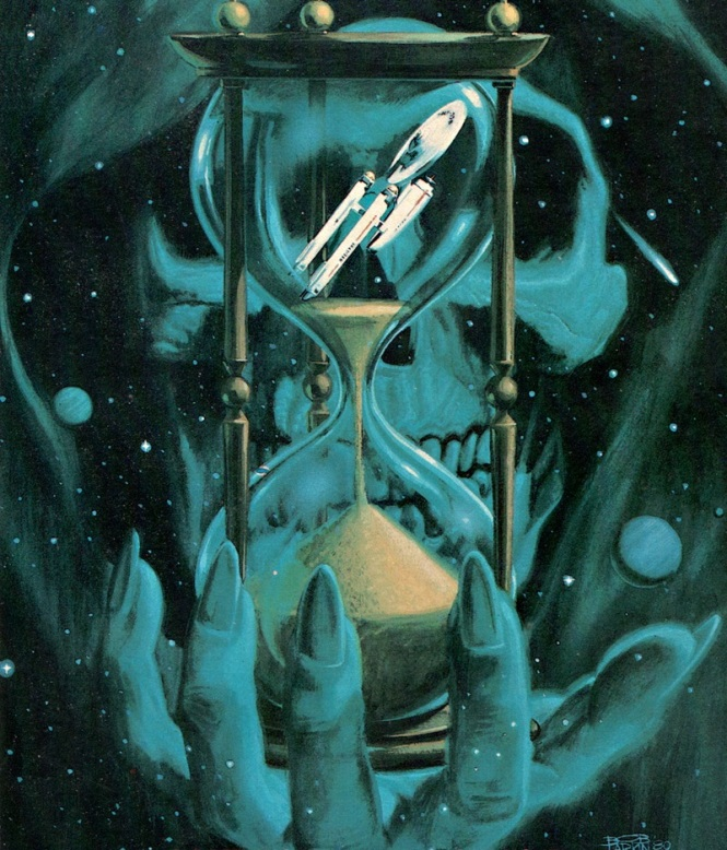 enterprise in death's hourglass