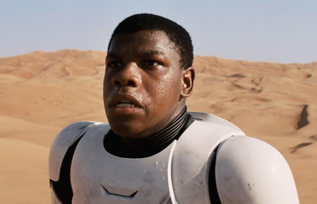 FINN stormtrooper star-wars-force-awakens