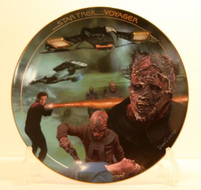 the vidiians plate