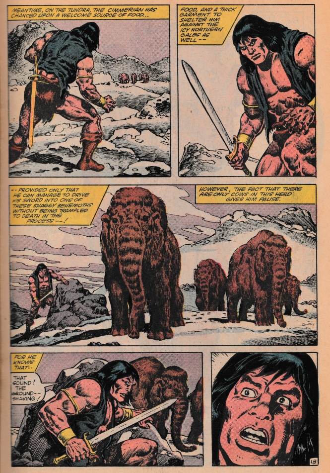 Conan Annual 9 M1