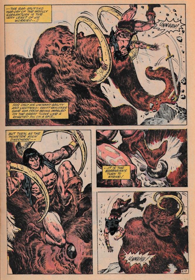 Conan Annual 9 M3