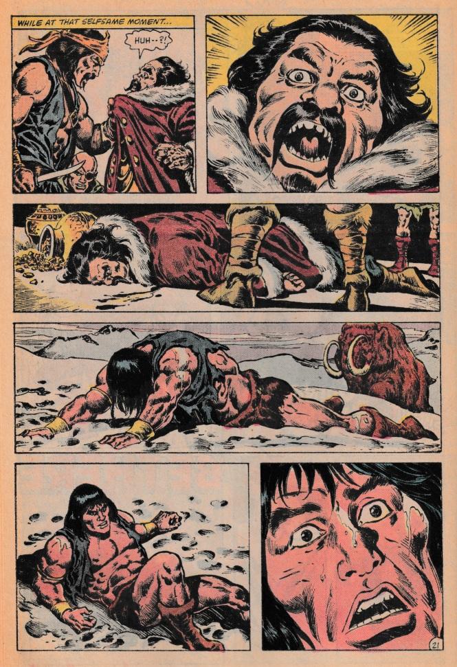 Conan Annual 9 M4