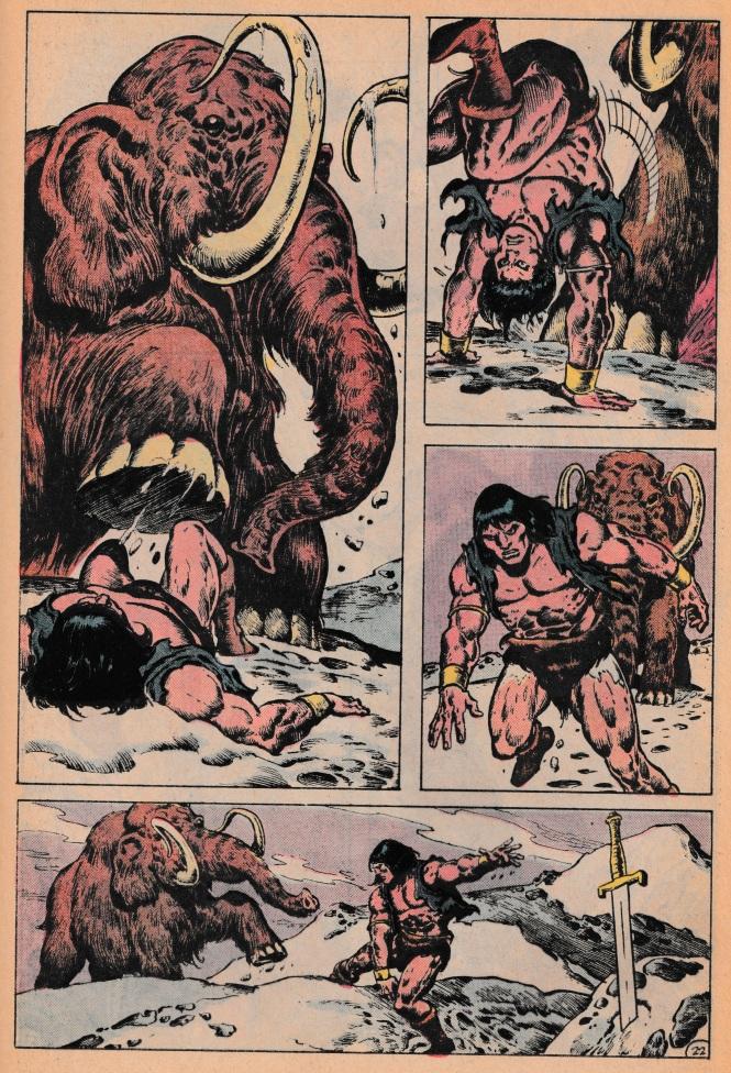 Conan Annual 9 M5