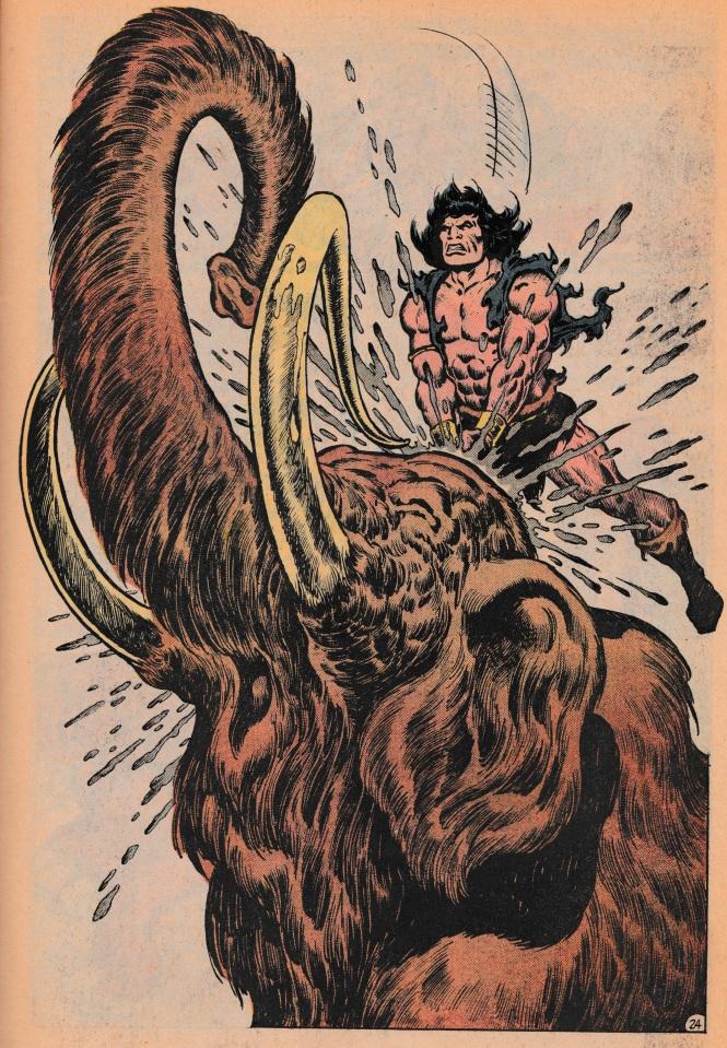 Conan Annual 9 M7