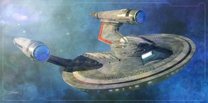 USS Franklin 1
