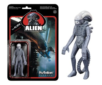 Alien Xenomorph Re-action figure