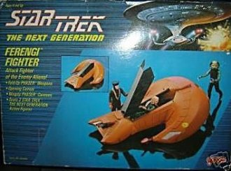 Ferengi Fighter Galoob