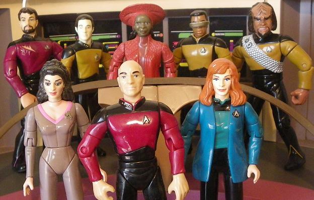 Playmates Star Trek TNG