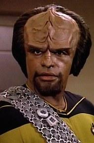 Big Head Worf