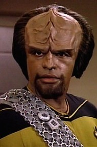 Big Head Worf