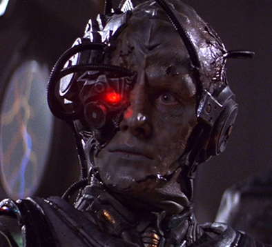 Klingon Borg Drone
