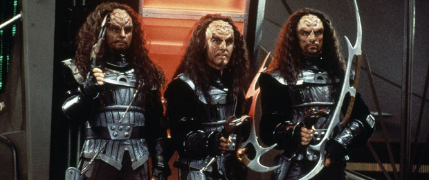 Klingon Warriors DS9