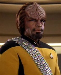 Normal Worf