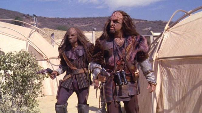 ST Enterprise Klingons