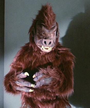 Star Trek The Cage Anthropoid_ape