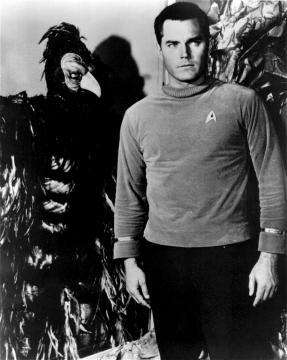 Star Trek The Cage Humanoid Bird