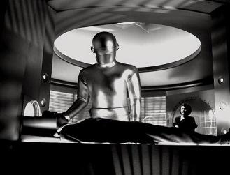 The Day the Earth Stood Still - Klaatu Resurrected