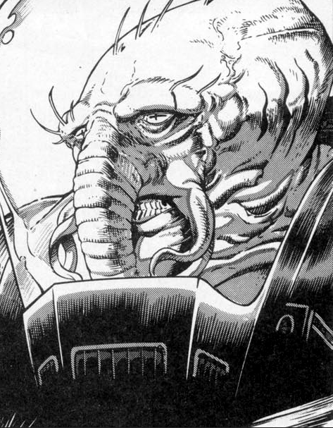 Infiltration spatiale [Adam Strange] Alien-dark-horse-comics-space-jockey