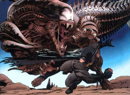 Batman vs. Alien