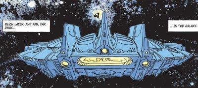 V&L starship