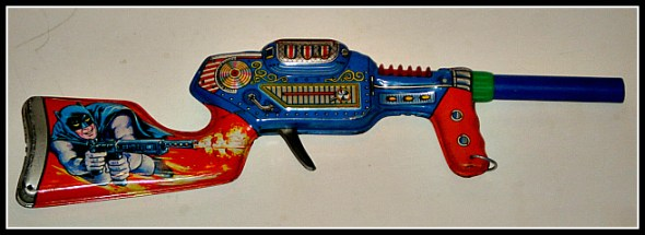 Batman Toy gun 2
