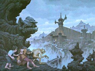 Hildebrandt Minas Morgul