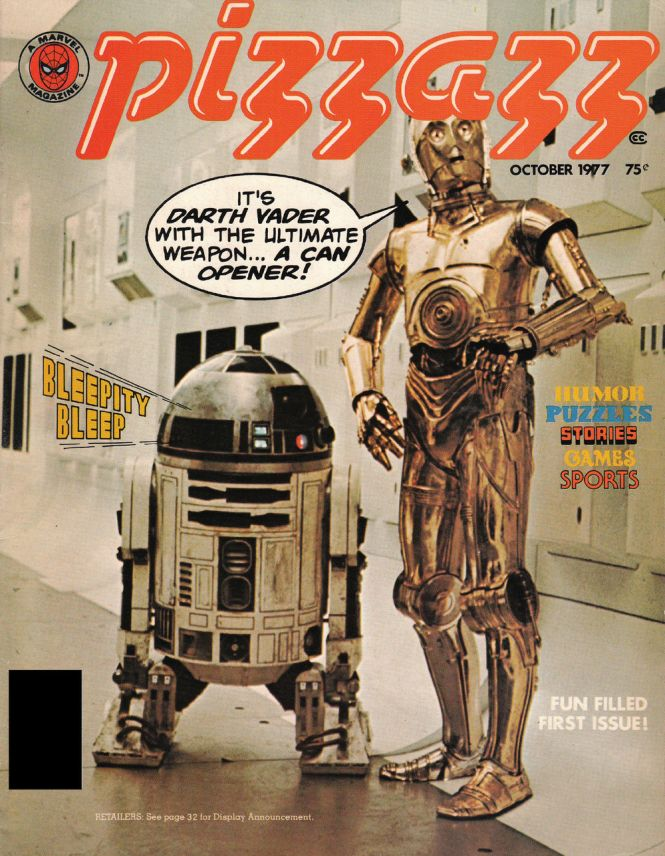 Marvel Star Wars Pizzazz 1