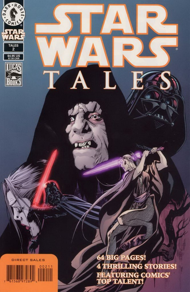 SW Tales 2 cover